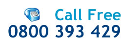 call Blackburn garage doors on 0800 393 429